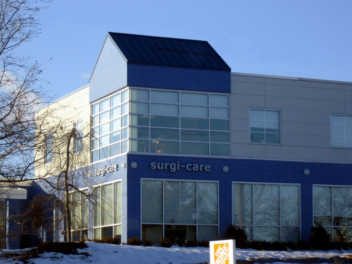 McBrie, LLC Structural Design & Sales - Surgi Care Waltham