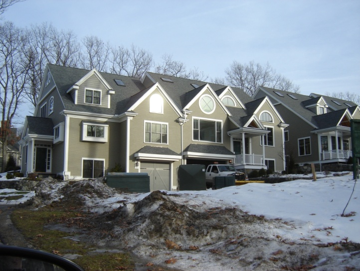 McBrie, LLC Structural Design & Sales - Johnson Woods Townhouses